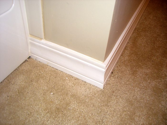 Cleaning The Baseboards In Your Home Home Improvement Global Ideas